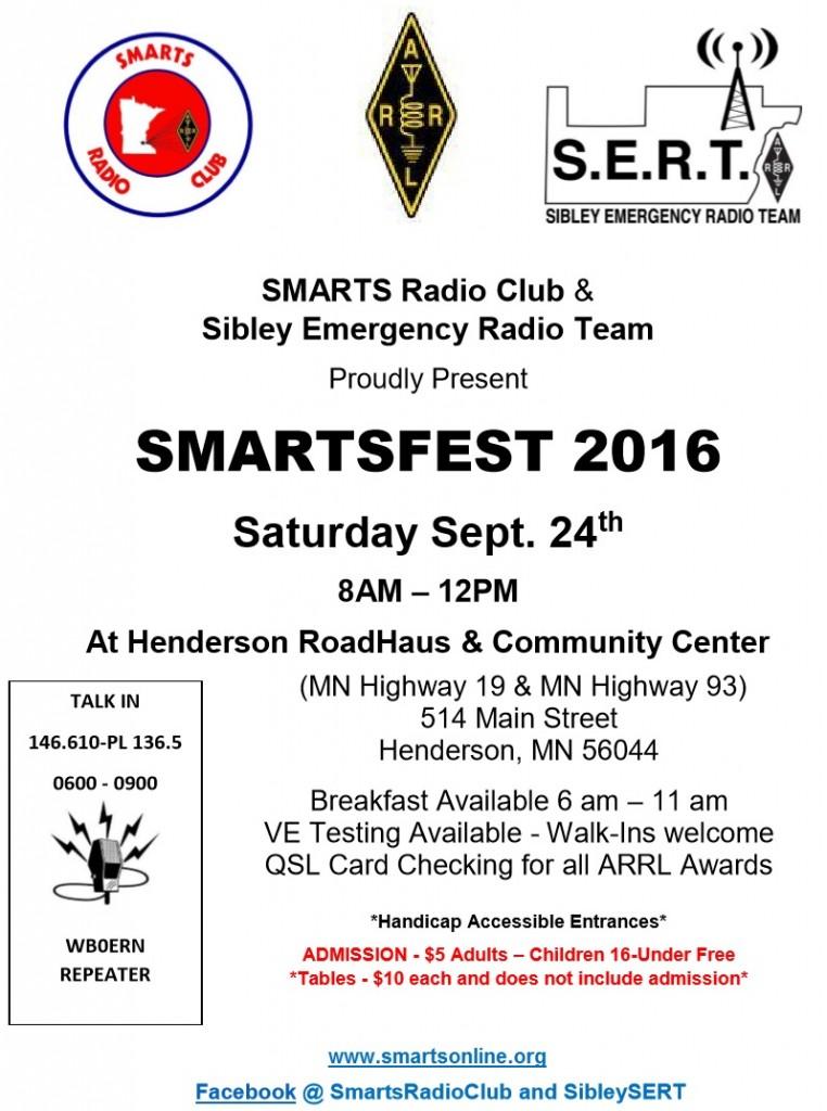 SMARTSFEST 2016