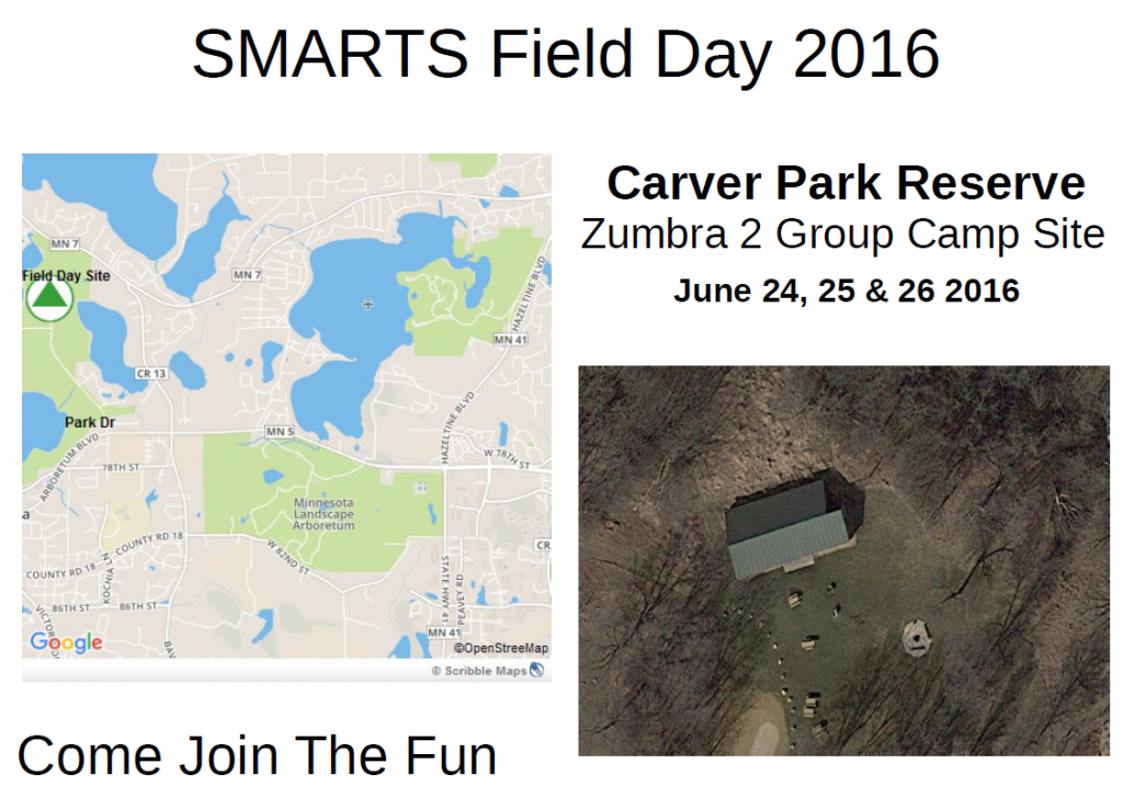Field Day 2016K