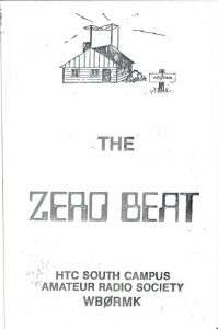 ZeroBeat cover art from 1986
