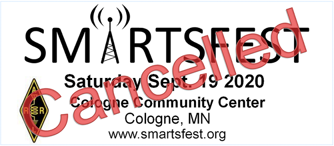 SMARTSFEST 2020 Canceled
